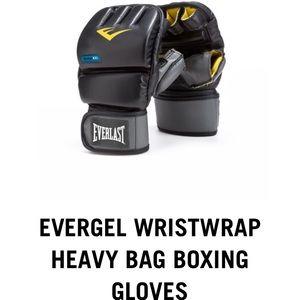 190601ee940 everlast Accessories - Everlast Heavy Bag Gloves